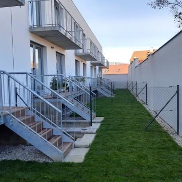 Rezidence Berounka - dětský pokoj (verze 2)